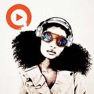 Music to Groove You Playlist Home Page