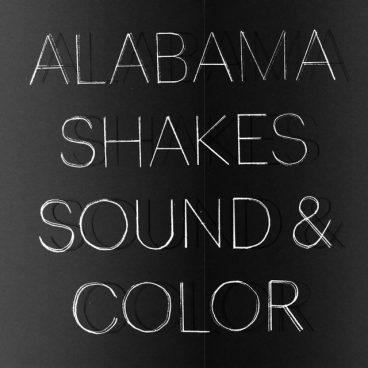 Album Cover of Sound & Color by Alabama Shakes